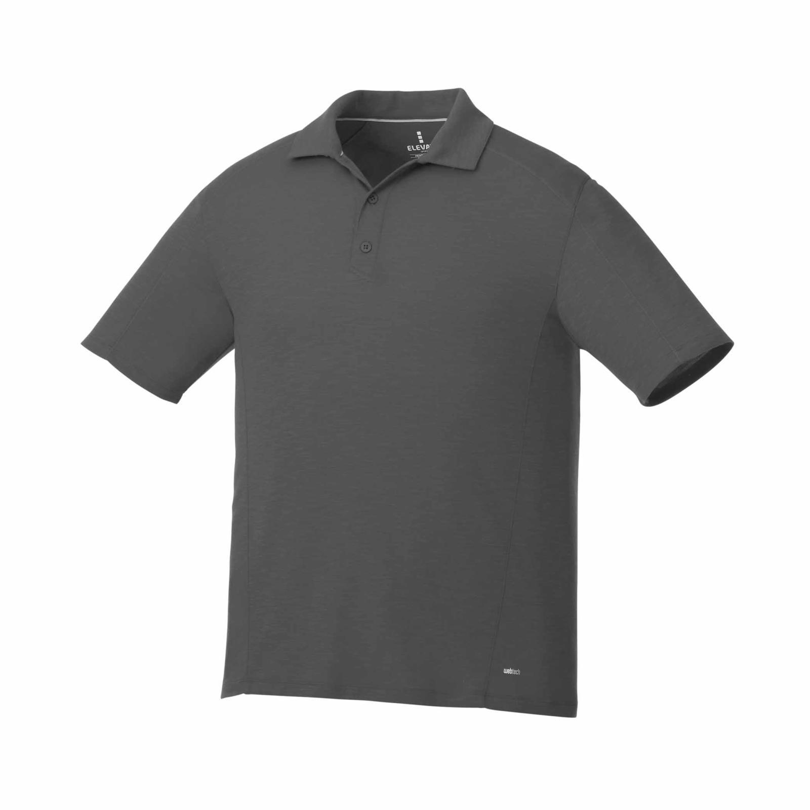 Short Sleeve Webtech Polo