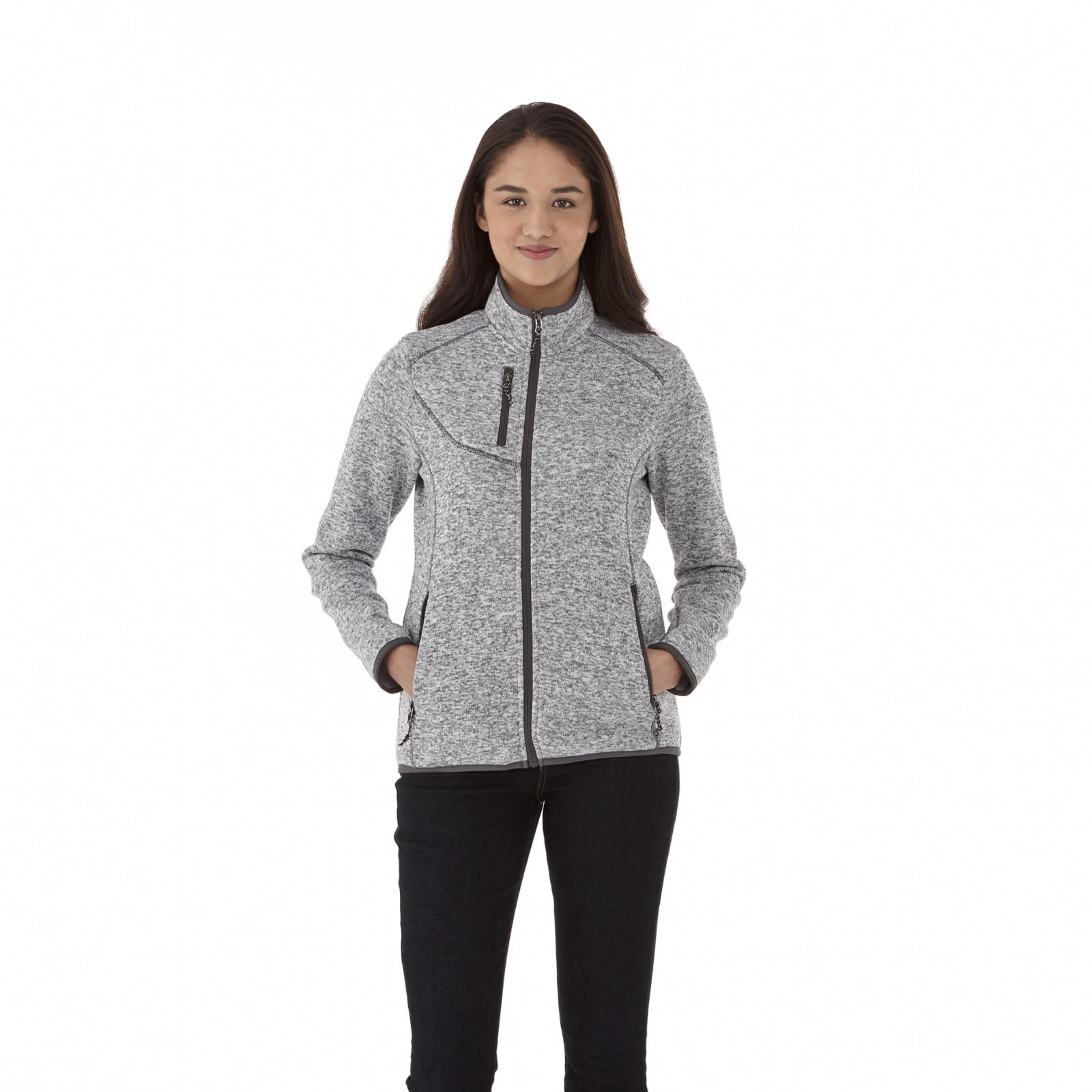 Tremblant Knit Jacket - Womens