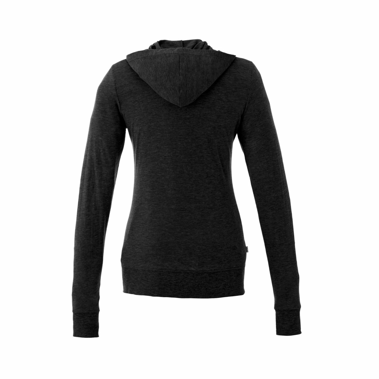Garner Knit Full Zip Hoody - Womens