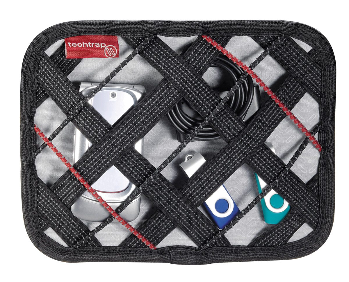 Elleven Checkpoint-Friendly Compu-Messenger Bag
