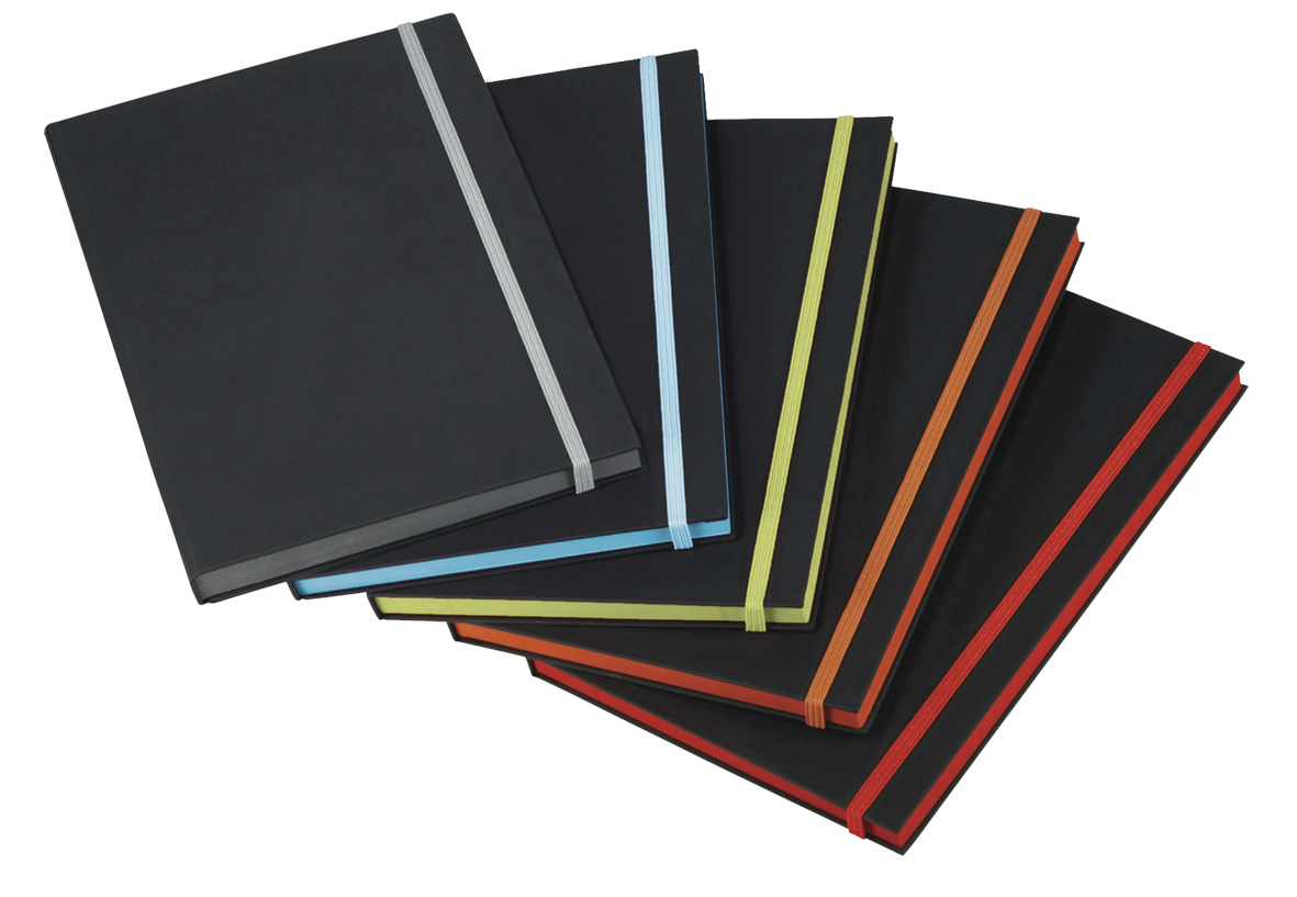Colour Pop JournalBook - Red