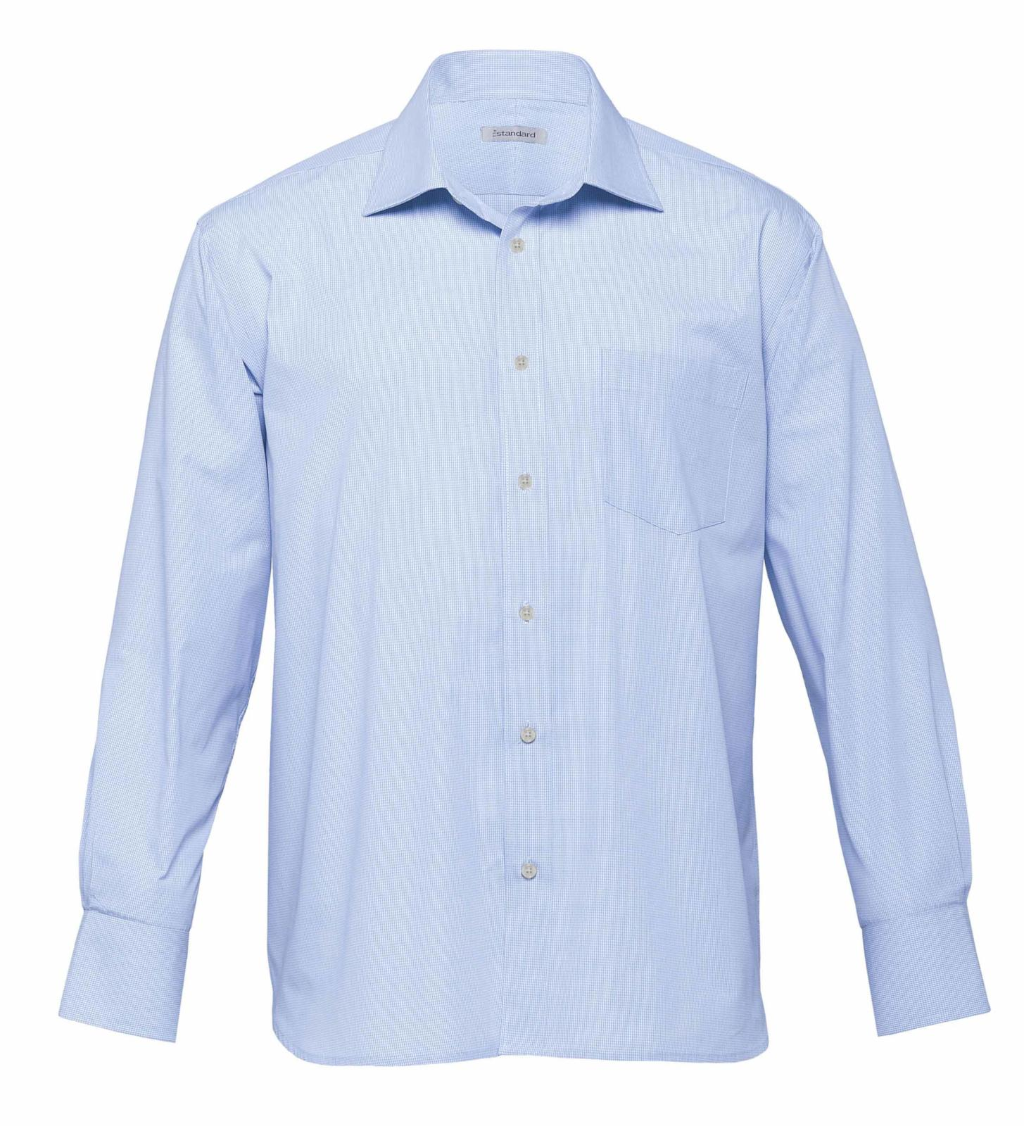 The Broadway Check Shirt - Mens