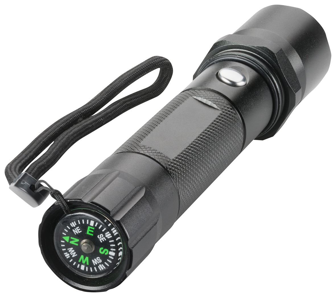 Trekk Torch with Compass