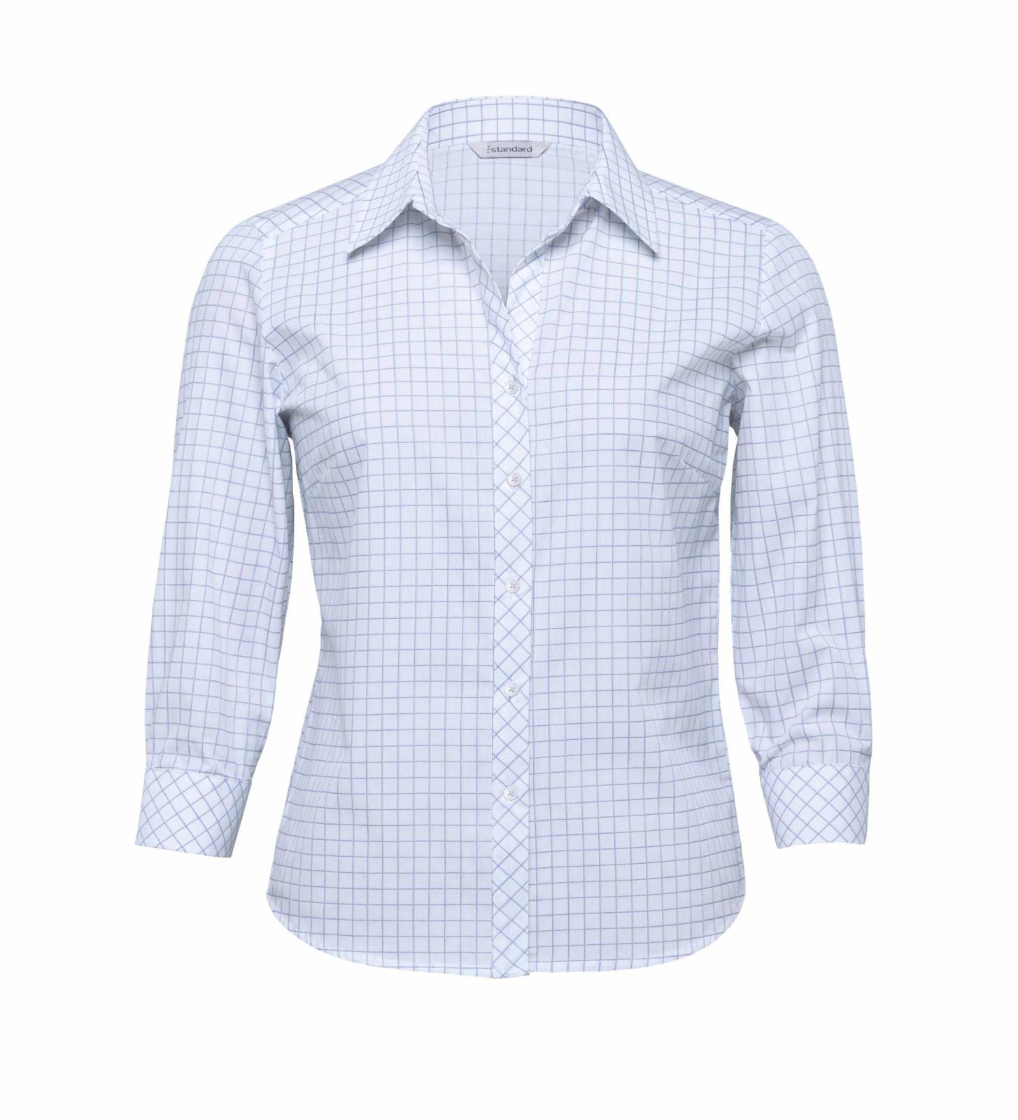 The Axiom Check Shirt - Womens
