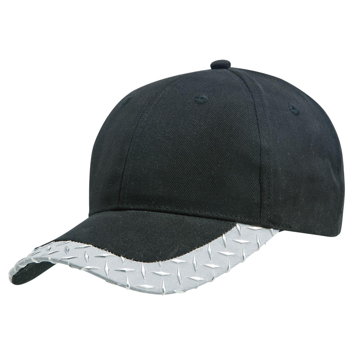 Checker Plate Cap