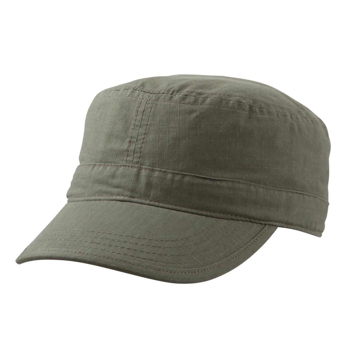 Ripstop Military Cap