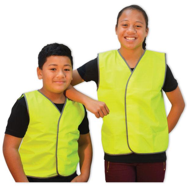 Kids Hi Viz Vest