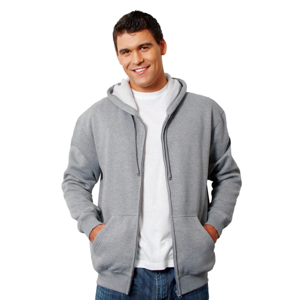 GSCC Men's Zip Hoodie