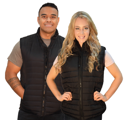 GSCC Ridgeline Puffer Vest