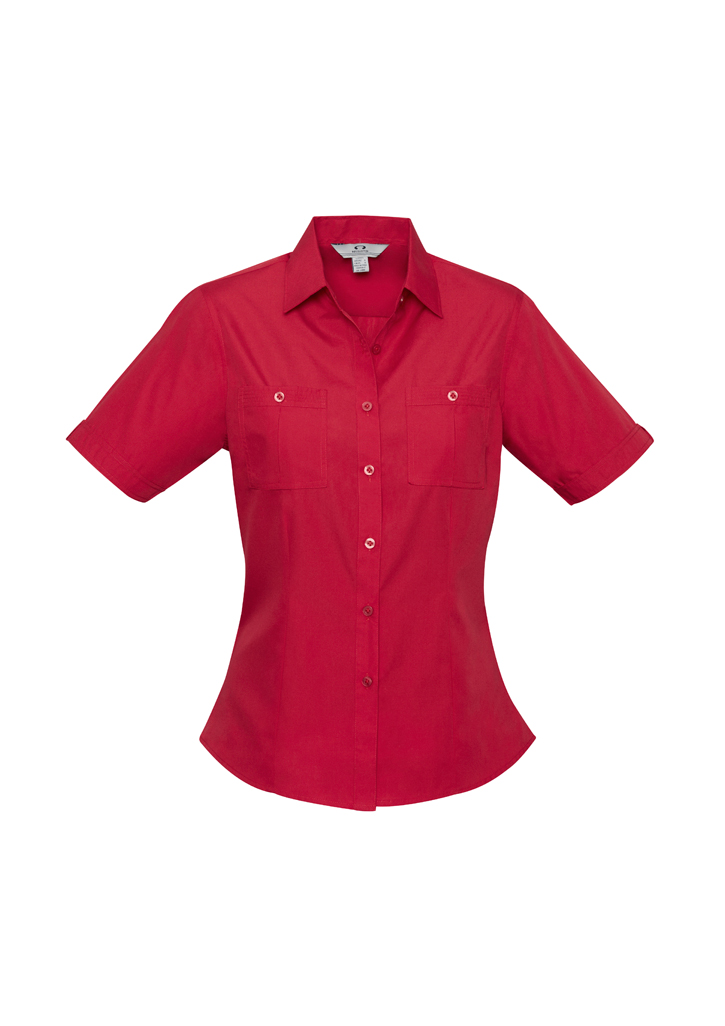 Ladies Bondi Short Sleeve Shirt