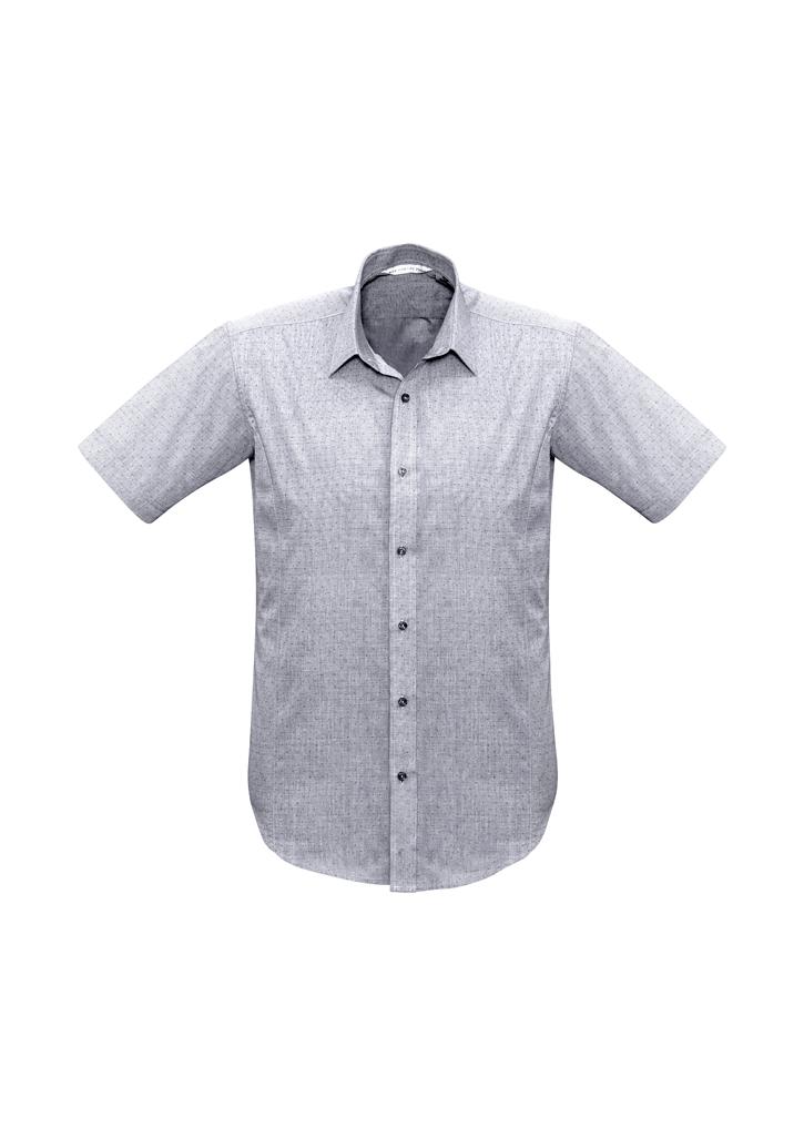 Mens Trend Short Sleeve Shirt