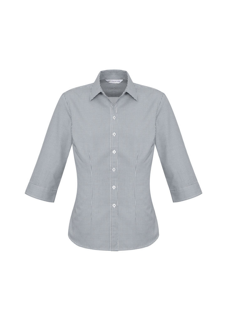 Ladies Ellison 3/4 Sleeve Shirt