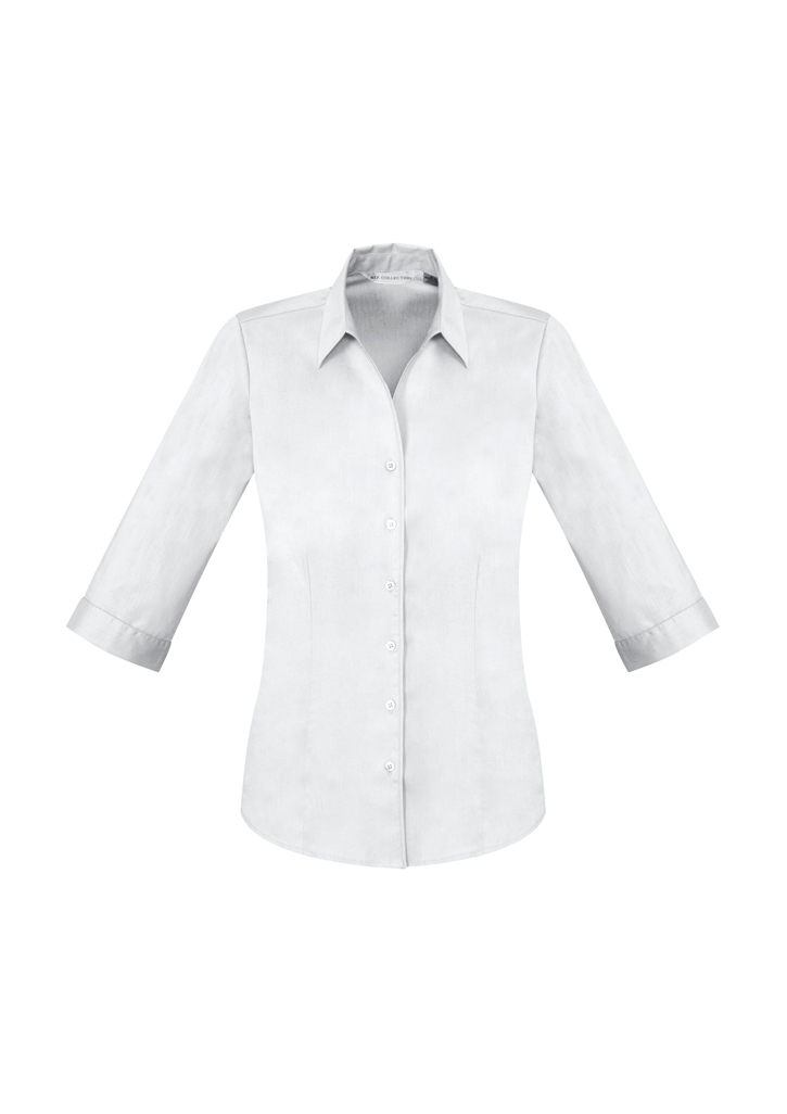 Ladies Monaco 3/4 Sleeve Shirt