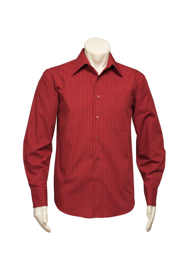 Mens Manhattan Long Sleeve Shirt