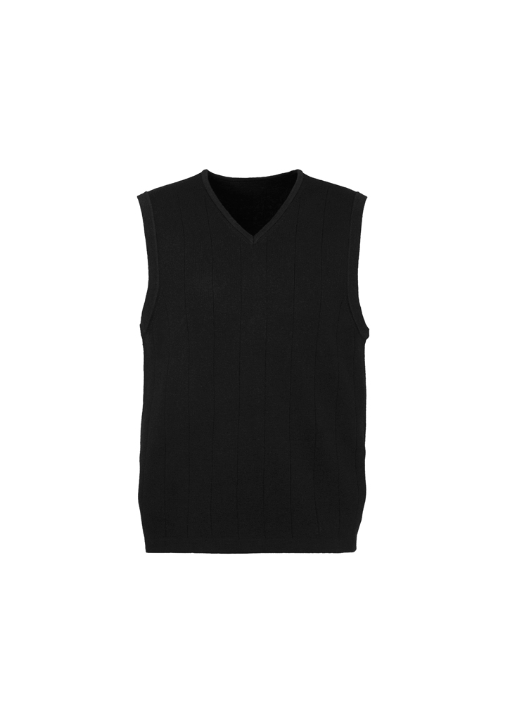 Mens 80/20 Wool-Rich Vest