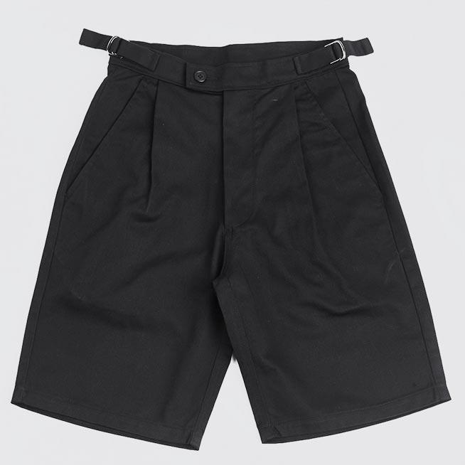 Boys tab waist drill short