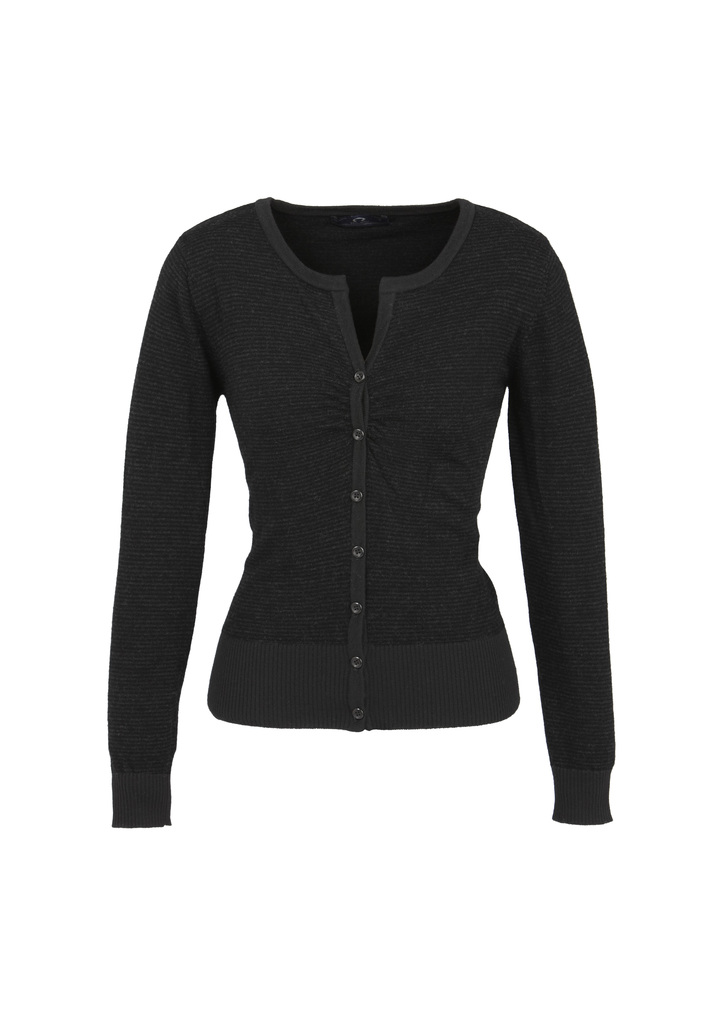 Ladies Origin Merino Cardigan