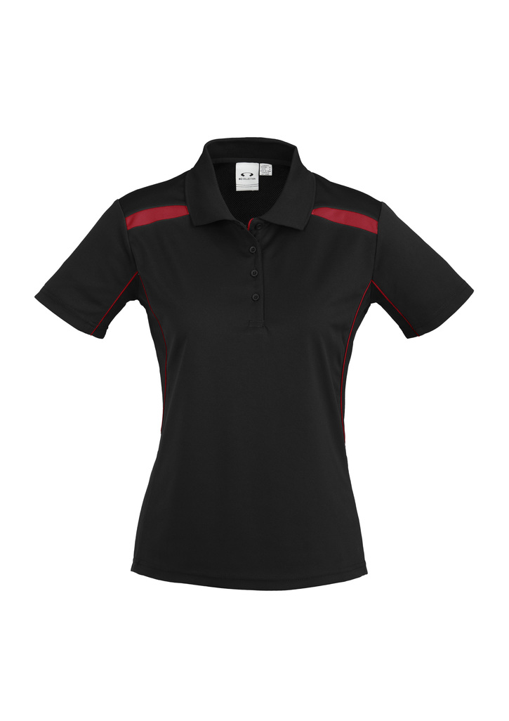 Ladies United Short Sleeve Polo