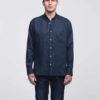 smpli Mens Linen Shirt