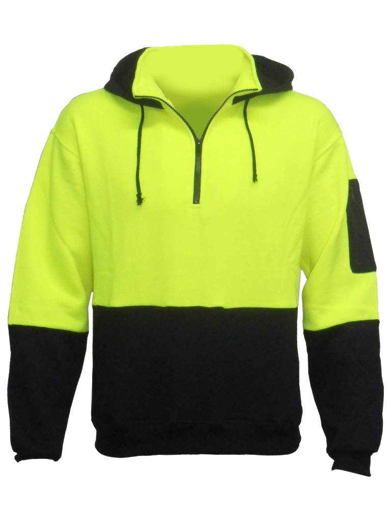 fleece/pullover hi vi